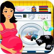 我的 妈妈 新生 婴儿 关怀 洗衣 家庭 冒险 3