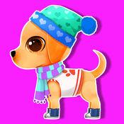 宠物狗宝宝诞生记 - 新生宝贝护理儿童游戏 1.1