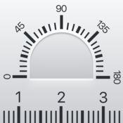量角器·角度尺-角度测量(测量仪器)测绘仪器 1.1.0
