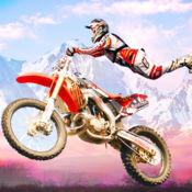 越野车越野特技 - 免费的越野车3D游戏 ( Free Dirt Bike R