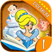 经典童话故事大全儿童画画游戏(3到6岁宝宝睡前故事有声读