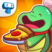 My Pizza Maker - 游戏的比萨饼烹饪 1