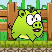 捣蛋猪:彩虹岛的...