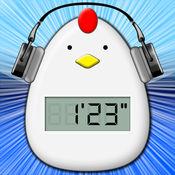 音乐厨房计时器 - 丰富多彩的和易于使用的 计时器
