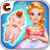 我的公主新生婴儿和妈妈护理 - 怀孕与儿童游戏免费 1