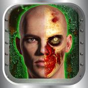 僵尸 大战 面具 图片 蒙太奇 框架  1