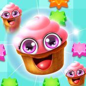 蛋糕工坊甜糖果第3场比赛制作流行音乐游戏 1