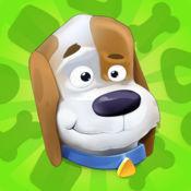 钻石游戏 – 宠物: 邏輯遊戲与动物和好玩的益智游戏与冒险