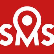 SMS My Location 位置短信发报器 ( 透过文字信息传送你的 GPS 定位资讯 )