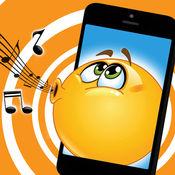 口哨的铃声和声音 – 最佳铃声应用同美丽的旋律免费