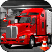 疯狂卡车模拟器 - 多级街道停车场 1