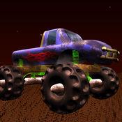 终极怪物卡车赛 - 4399小游戏下载主题qq大厅捕鱼达人手机