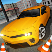 谷停车场 - 城市驾驶模拟器2017年 1