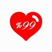 爱情测试 - 计算与你的伴侣的爱的兼容性 1.6