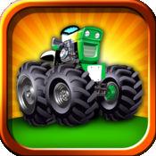 農用車收穫 FREE - 快樂穀倉送貨司機 1