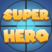 超级英雄战斗射击比赛 - 赛车小游戏单机跑车暴力摩托大全