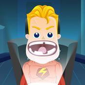 超级英雄牙医办公室亲 - 时尚的年轻人牙医生的游戏 1.4