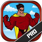 超级英雄挑战赛飞行临 - 虚拟动作飞行游戏 1