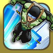 超级英雄跳 - 大反弹复仇者免费 1