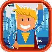 超级英雄联盟天空学院培训 - 守护骑士史诗跳跃游戏 1