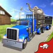 农场和动物园动物发怒转运卡车驾驶 1.2