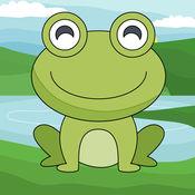 青蛙跳跃步子游戏 1