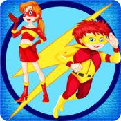 超级英雄游戏...