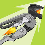 超级导弹轰炸机...