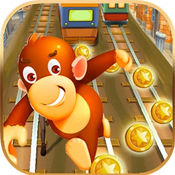 超级熊猴子地铁跑酷 2