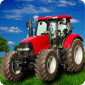 农业模拟器2016年拖拉机收割机卡车3D 2.2