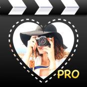 特效视频编辑器 Pro - 给视频添加边框动画,制作创意的视频