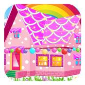 儿童游戏-布置女孩卧室 玩转房屋设计 1