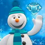 冷冻雪人 - 游戏和圣诞倒计时列表 1