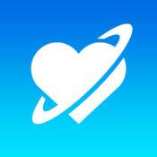 爱行星 - 聊天交友。附近单身男女聊天交友相亲恋爱软件