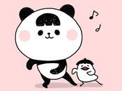 搞怪熊猫小胖动态贴图 1