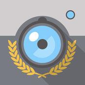 Videograph Pro: 剪辑影片、裁剪及切割短片 1