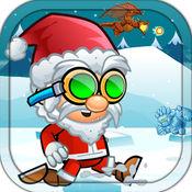 超级圣诞老人奔跑冒险在冰岛 1.0.4