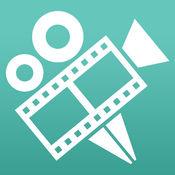 Videolab视频编辑电影拼贴照片视频编辑的藤,Instagram的,的Y