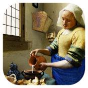 ViewPaint フェルメール《牛乳を注ぐ女》 1.0.2
