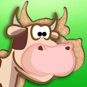 农场动物拼图 - 孩子和年幼孩 3.1.1