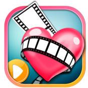 爱情 故事 和 照片幻灯片  1