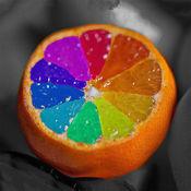 色彩大师 - 改变照片颜色,黑白多彩特效,美图P图必备神器 1