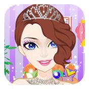 公主的小礼服-女神穿衣搭配 儿童游戏 1