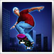 滑板3D交通高峰探险 2