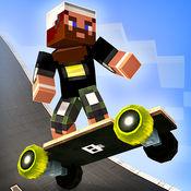 我的 滑板 世界 手游 - 户外 跑酷 狂野飙车 孩子 游戏 中