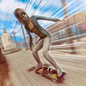 !1滑板跑酷大冒险 1.6.0