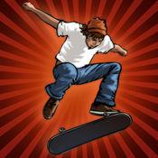 滑冰地铁特技:野外轨道骑比赛 - 免费版 2