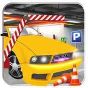 真正的汽车停车场 - 学驾驶