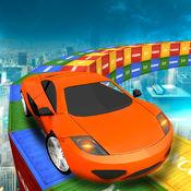 真实 汽车 赛车手 极端 驾驶: 特技演员 3D 1