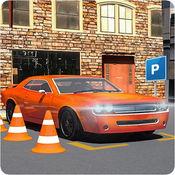极端汽车司机真正驾驶学校:停车场3D 1.1